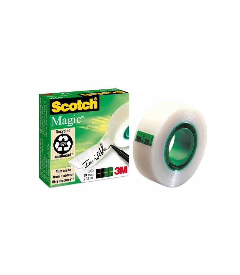 Scotch - Magic Tape - 12mmx33M