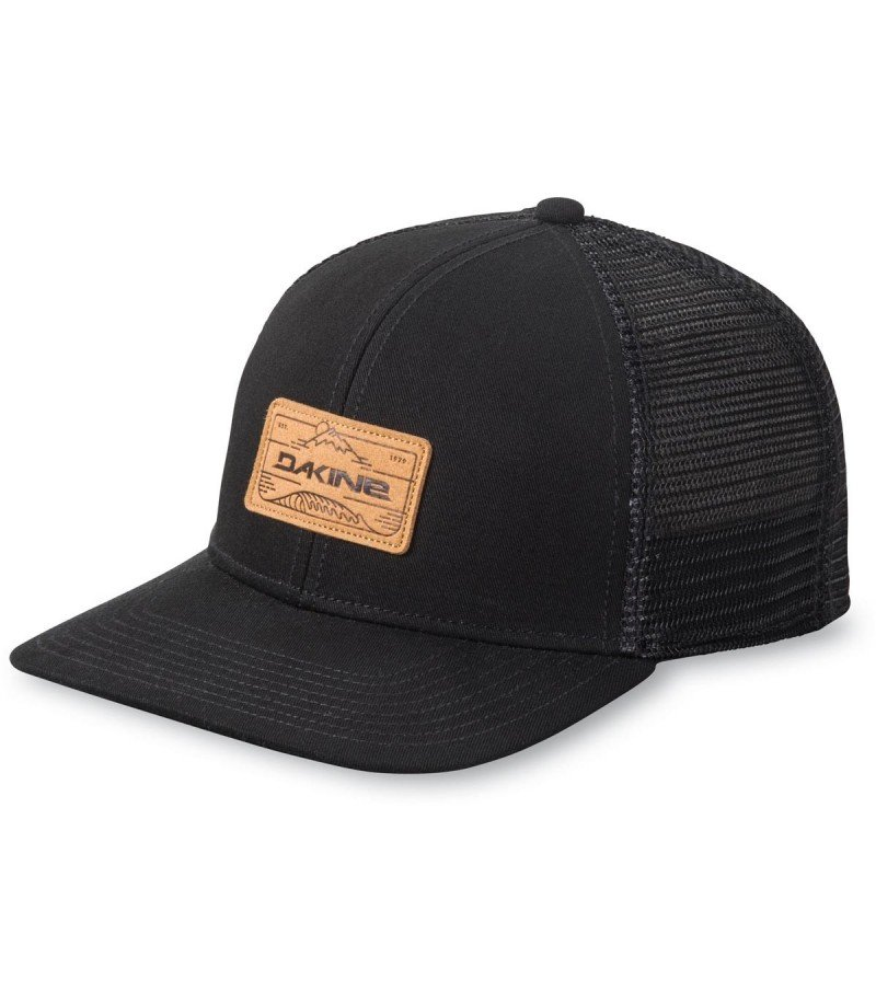 Casquette - Peak to Peak - Noir filet - Dakine