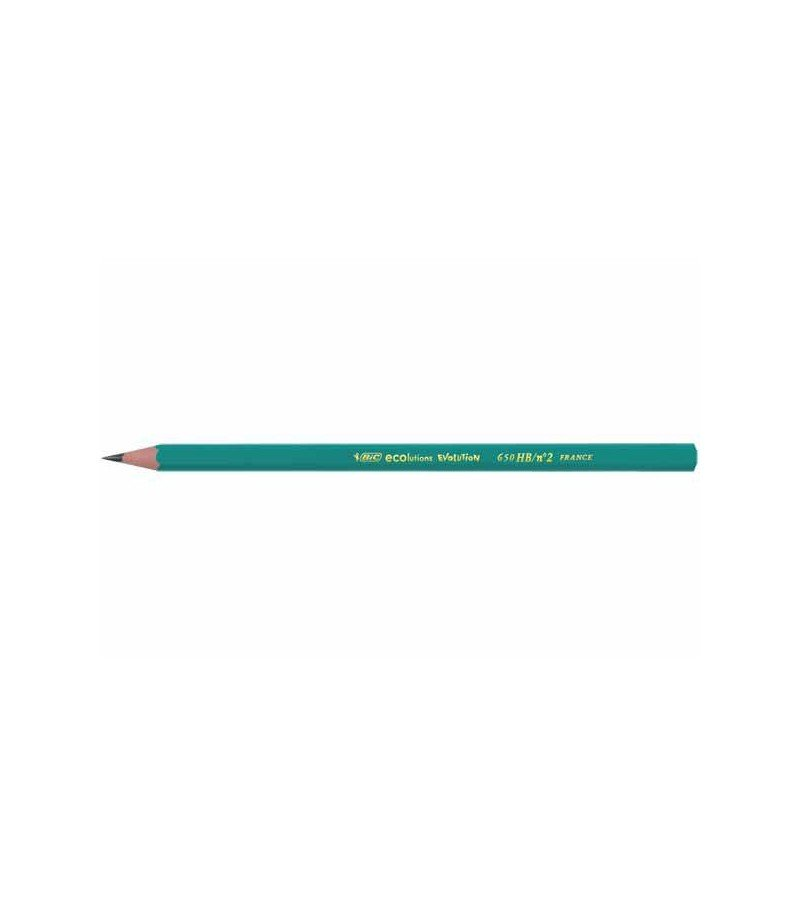 Crayon HB - Evolution - Bic