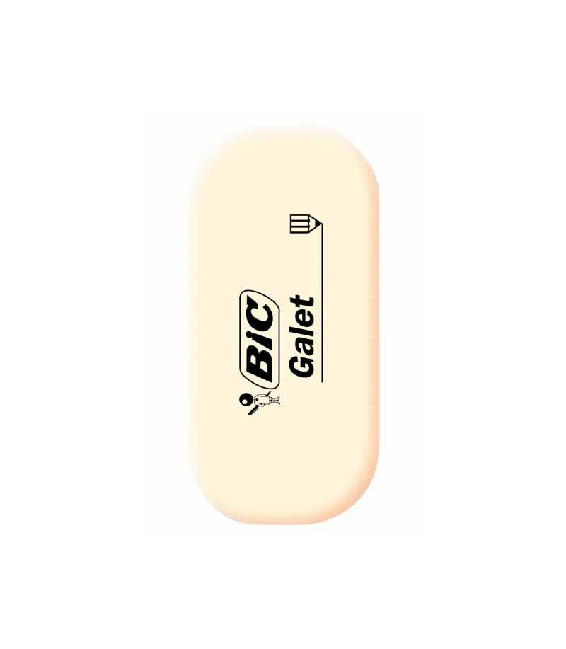 Gomme galet - Bic