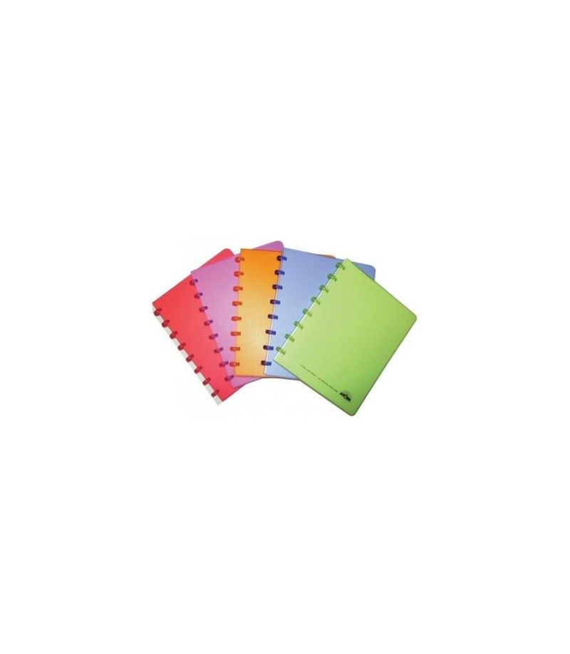 Cahier 5MM A5 72F pp - Atoma