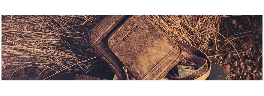 Sac travers homme, maroquinerie pour homme